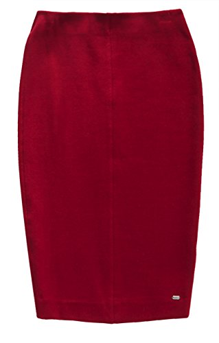 Redxfi Skirt Violet Femme Ponte Natasha Wine Jupe Superdry Pencil 8q7tpOw