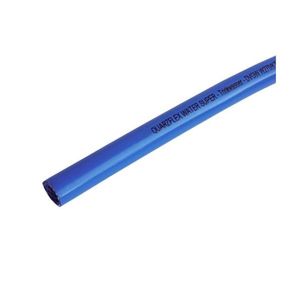 "31qYaiiIKkL Quarzflex® Trinkwasserschlauch 13 mm (1/2""), 10 m Rolle KTW/DVGW""SUPER FLEXIBEL"""