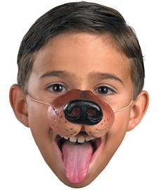Disguise Costumes Dog Nose, Child