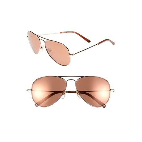 960a87cb8 Michael Kors 2066S-045 Silver Dylan Aviator Sunglasses, Silver Mirrored  Lenses - Buy Online in Oman. | Eyewear Products in Oman - See Prices, ...