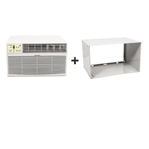 Koldfront WTC8001WSLV Through Conditioner Heater