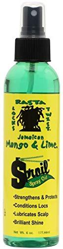 Jamaican Mango & Lime Sproil Stimlatingsspray Oil, 6 - Hair Conditioner Moisturizing Mango