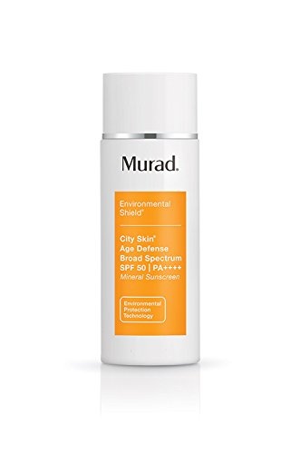 Murad Sun Care - Murad City Skin Broad Spectrum Mineral Sunscreen Spf 50, 1.7 Ounce