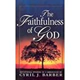 The Faithfulness of God, Cyril Barber, 0939497638