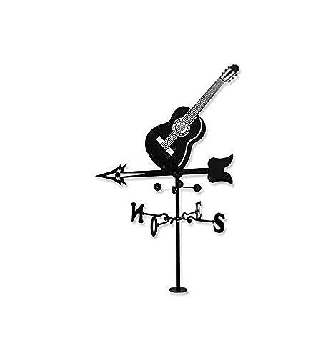 Forja Hispalense Veleta de Viento Guitarra: Amazon.es: Hogar