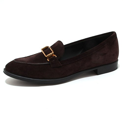 Mocassino Donna Scarpa 4204p Marrone Tod's Shoe Woman dH5vwp