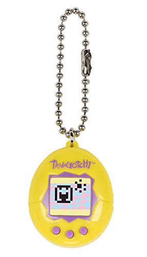 (Tamagotchi Mini, Purple/Yellow)