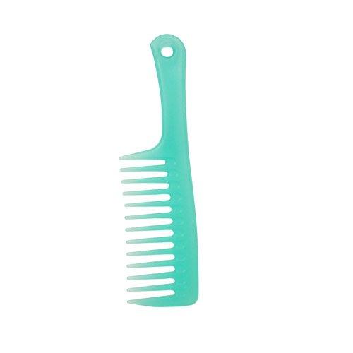 Partrade Pastel Green Comb W/Handle Antibacterial by Partrade