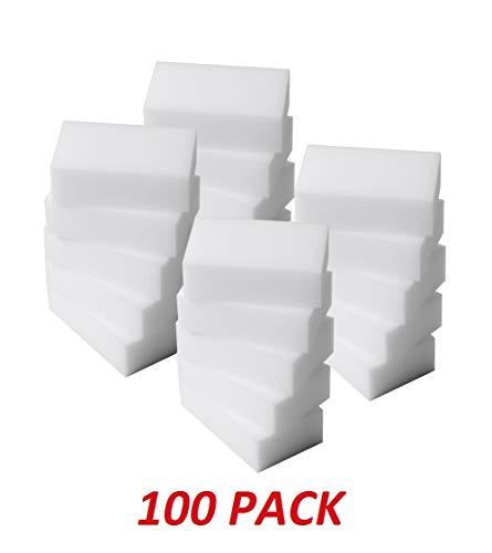 Melamine Foam - Klickpick Home melamine sponge magic eraser (Pack of 100)