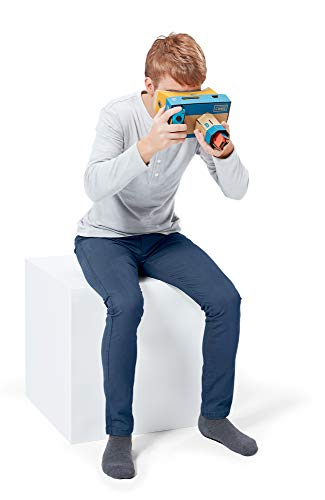 31qYsGRMgPL - Nintendo Labo Toy-Con 04: VR Kit - Switch