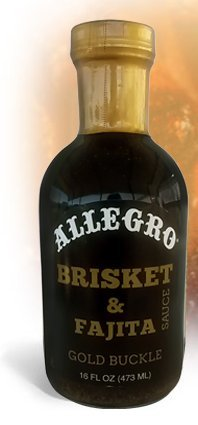 - Allegro Gold Buckle Brisket Sauce, 16-Ounce (PACK OF 2)