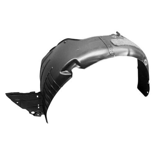 (New Front Left Driver Side Fender Liner For 2014-2016 Hyundai Elantra HY1248133)