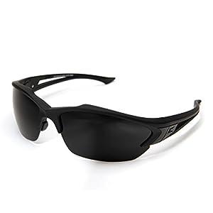 Edge Eyewear Acid Gambit 3 Lens Kit, Matte Black Frame / Clear Vapor Shield, Tiger's Eye Vapor Shield, G-15 Vapor Shield Lenses