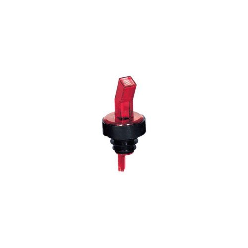 Screened Pourer (Spill-Stop Clear/Black BAN-M Screened Pourer)