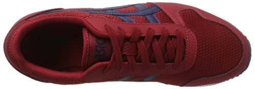 de Curreo Asics Homme Gymnastique Chaussures Rouge II Rouge Peacoat Burgundy wtCdCBvq7