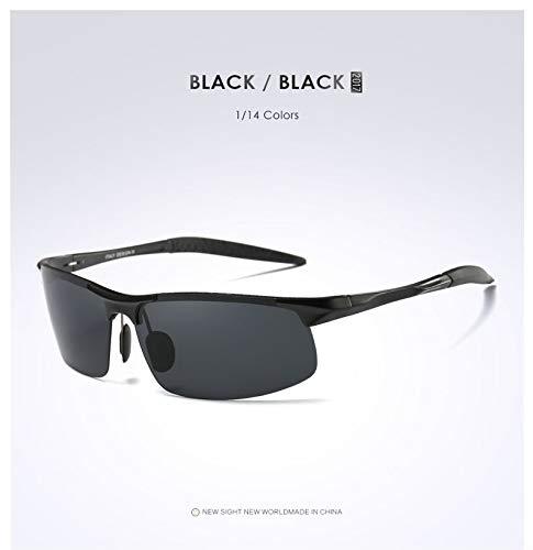 Sol Opcional De UV400 Ciclismo blackframegray Polarizadas Hombres para Blackframeblue De Gafas Multicolor UV Protección Gafas Star FUwqEOxF
