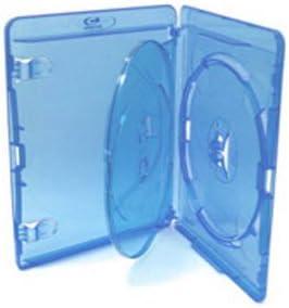 /avec un plateau Int/érieur Tranche de 14/mm Emball/é dans un emballage de marque Dragon Trading Amaray Lot de 50/Triple Blu Ray/