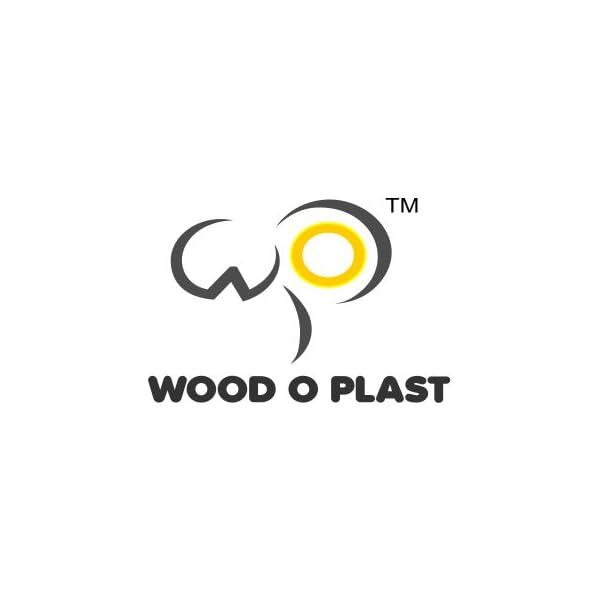 WOOD-O-PLAST Kids Wooden Dart Board Set India