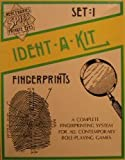 Ident-A-Kit, Set 1: A Complete Fingerprinting System for All Contemporary Role-Playing Games