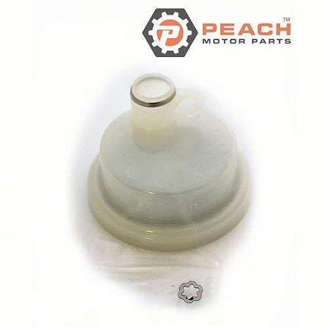 Peach Motor Parts PM-60V-13907-00-00 Fuel Pump Replaces Yamaha 60V-13907-00-00