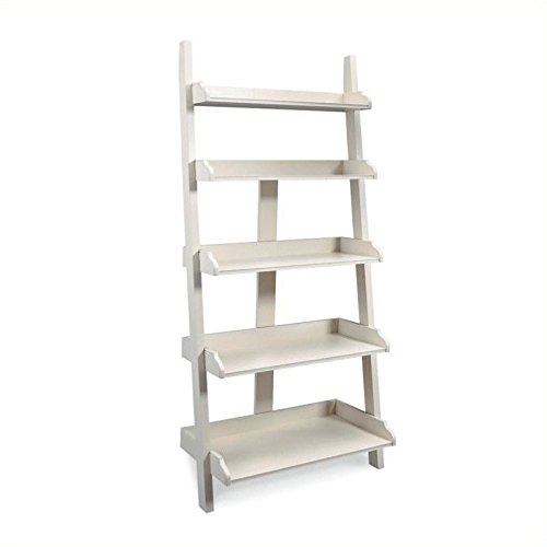 American Drew Camden Ladder Wall Storage Bookcase in (American Drew Camden Wood)