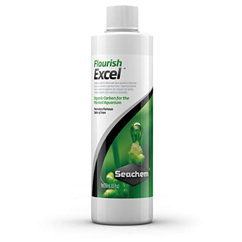 - Seachem Flourish Excel Bioavailable Carbon - Organic Carbon Source for Aquatic Plants 500 ml