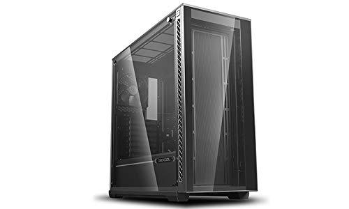DEEPCOOL MATREXX 70 Mid-Tower Case Modular Design Full-Size Tempered Glass GPU Vertical Installation Quick Open -