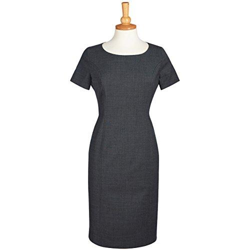 Teramo Kleid Teramo Dunkelgrau Dunkelgrau Damen Kleid Damen Kleid Teramo Damen 4EKPq8