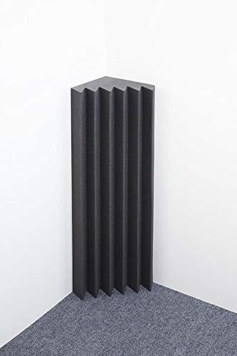 Bass Trap Top - grigio antracite Altezza: 990 mm/Misura: 240 mm x ...