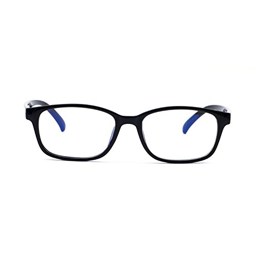XINMADE FAN Blue Light Blocking Glasses,Computer and Gaming Glasses (Transparent - Fsa With Sunglasses