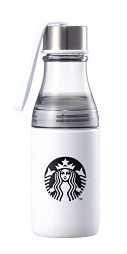 해외 한정 스타벅스 화이트 써니 스트랩 워터 보틀 텀블러 스타벅스 Starbucks White Sunny Strap Waterbottle Tumbler 500ml   (White)
