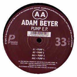 Adam Beyer / Pump EP ()
