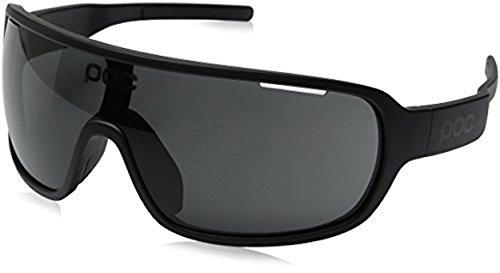 POC DO Blade Sunglasses Uranium Black & HDO Knit Cap Bundle