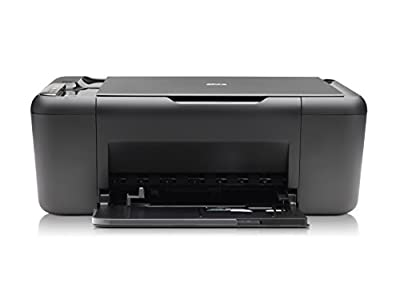 HP DeskJet F4440 USB 2.0 All-in-One Color Inkjet Printer Scanner Copier Photo Printer