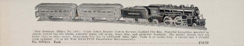 vintage american flyer trains - 3