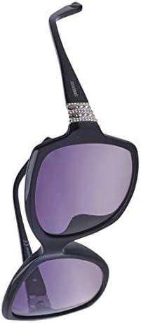 Swarovski Sonnenbrille Fantine-SK0113F-01B-58 Montures de lunettes, Noir (Schwarz), 58.0 Femme