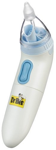 Dr Bee Electronic Nasal Aspirator for Babies and Toddlers by White Thornton & Gates Ltd