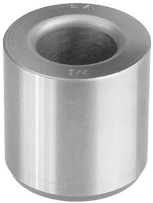 "All American Drill Bushing 7//16/"" ID x 3//4/"" OD x 1/"" L; Type P Headless Press"