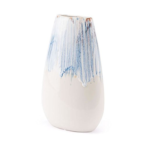 Blue /& White Zuo Ombre Vase Medium