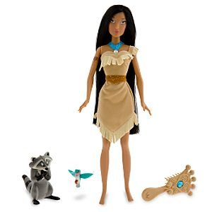 Pocahontas Disney Princess Doll Amazon.com: Disney Pri...