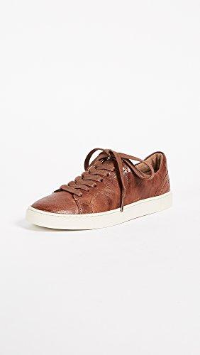 Basso 5 Delle Sneaker Cognac Donne Frye 5 Di Moda Noi M Di Edera Merletto Spww1E