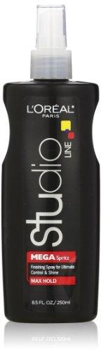 (L'Oréal Paris Studio Line Mega Spritz Hairspray, 8.5 fl. oz.)