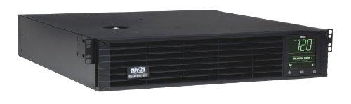 Tripp Lite 2200VA Smart UPS Back Up, Sine Wave, 1920W Line-Interactive, 2U Rackmount, Extended Run Option, LCD, USB, DB9 (SMART2200RMXL2U) ()