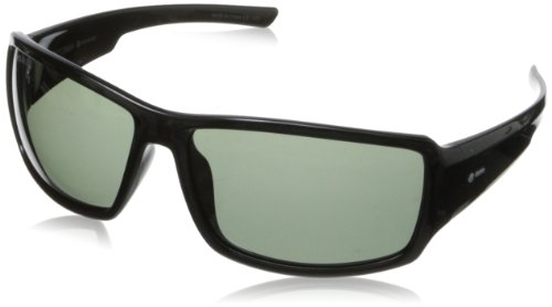 Dot Dash Exxellerator Oval Polarized Sunglasses,Black,61 - Sunglasses Dash