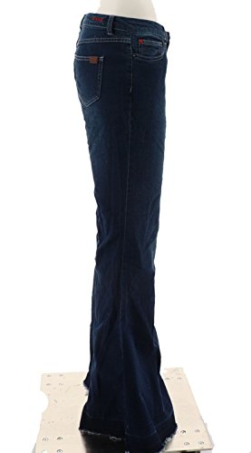 Peace Love World Flare Denim Pants A294419, Med Wash, 2 by Peace Love World (Image #4)'