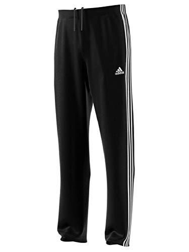 adidas Performance Mens Climacore 3-Stripes Pant, Large, Black