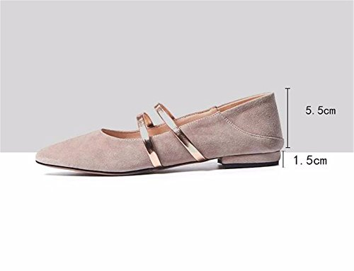Superficialmente Slacker Topen YUCH La Señaló Mujer Zapato Solo Zapatos lgray xHx7qwIT