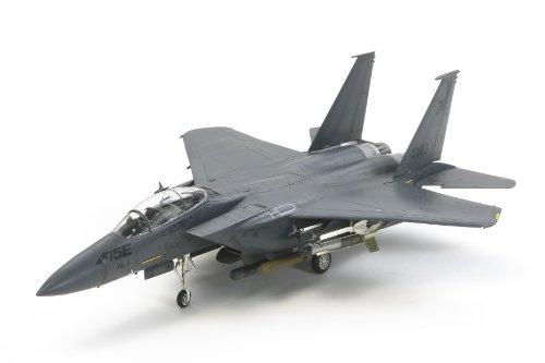 - Tamiya 1/72 F-15E Strike Eagle (Italeri)