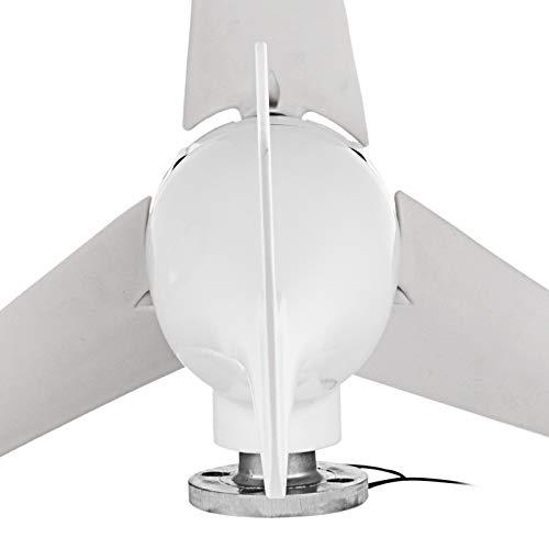 SHZOND Wind Generator 400W Hybrid Wind Turbine Generator DC 12V/24V Turbine Wind Generator 3 Blades 20A Wind Generator Kit by SHZOND (Image #4)
