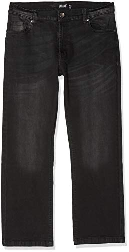 Jeans Relaxed Uomo Jacamo black Nero xU0PRxnawq